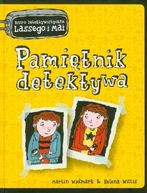 okładka Pamiętnik detektywa, Książka | Martin Widmark, Helena Willis