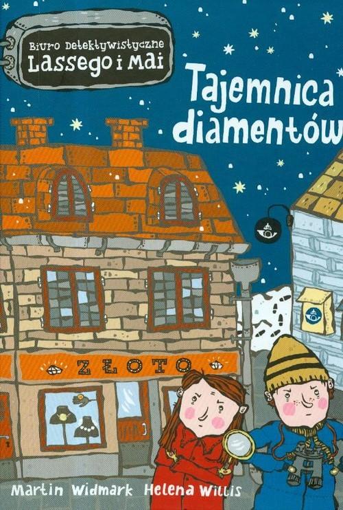 okładka Tajemnica diamentów, Książka | Martin Widmark, Helena Willis