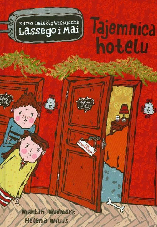 okładka Tajemnica hoteluksiążka |  | Martin Widmark, Helena Willis