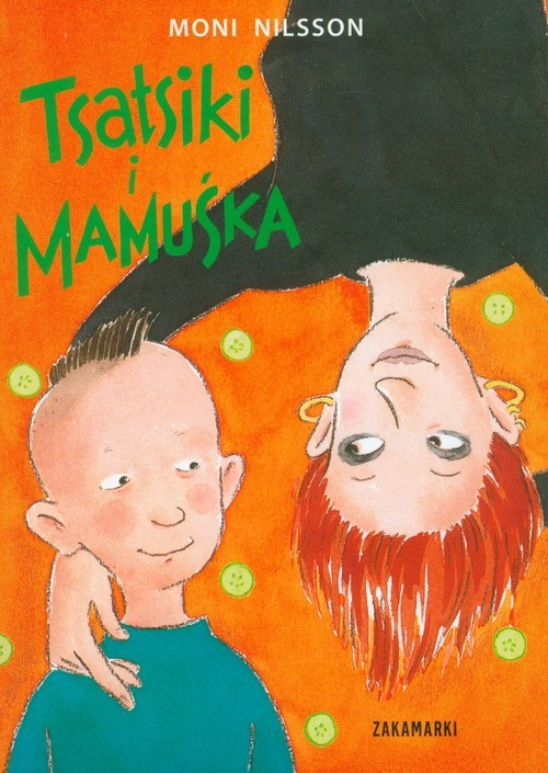 okładka Tsatsiki i Mamuśka, Książka | Nilsson Moni