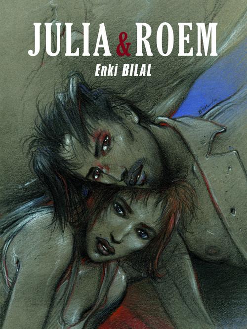 okładka Julia & Roem, Książka | Bilal Enki
