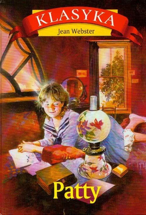 okładka Patty, Książka   Webster Jean
