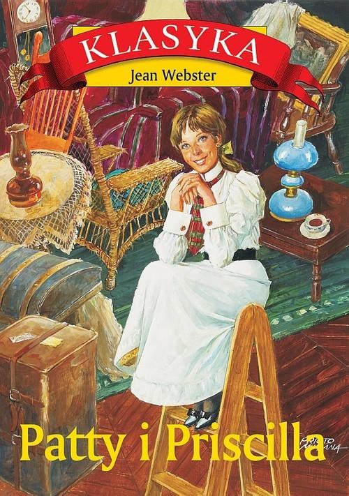 okładka Patty i Priscilla, Książka   Webster Jean