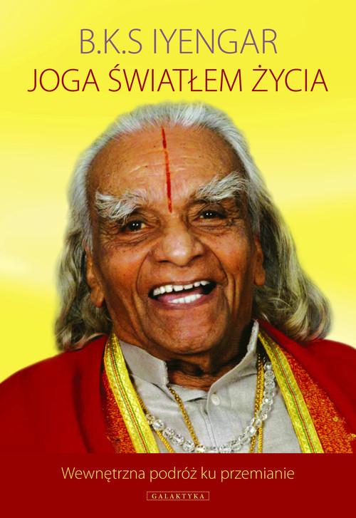 okładka Joga światłem życiaksiążka      Iyengar B.K.S.