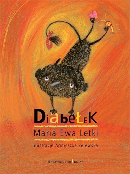 okładka Diabełek, Książka | Maria Ewa Letki