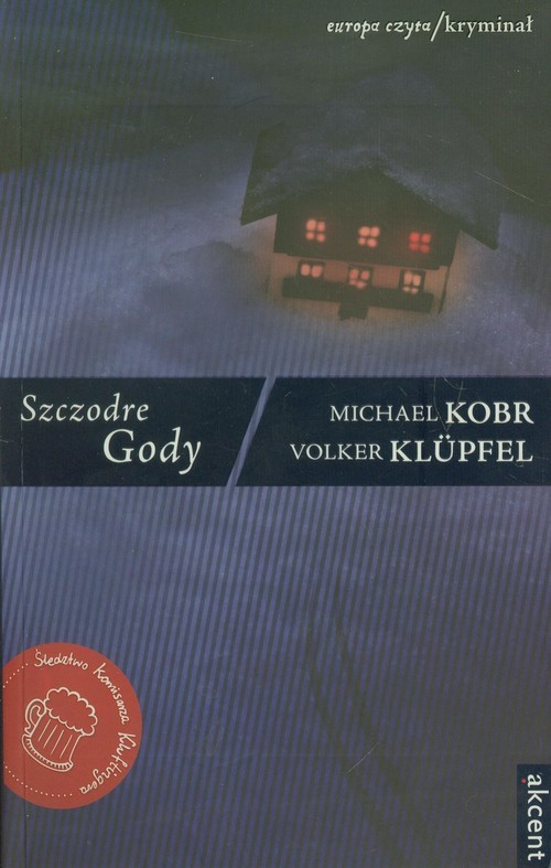 okładka Szczodre Gody, Książka | Volker Klüpfel, Michael Kobr