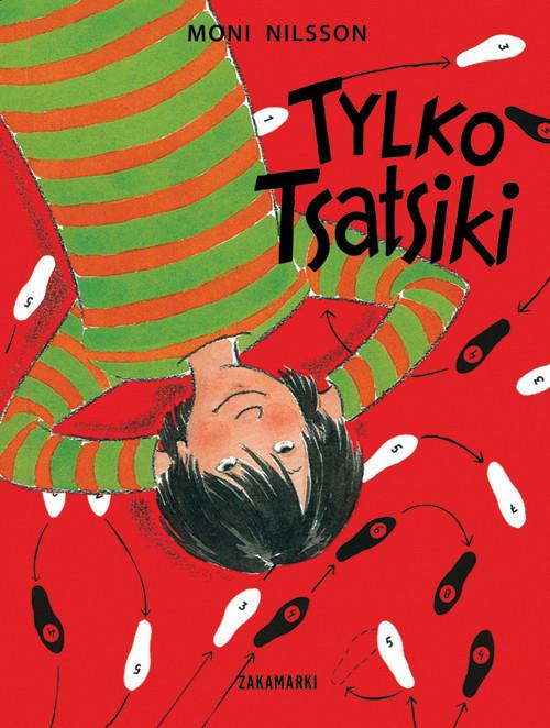 okładka Tylko Tsatsikiksiążka      Nilsson Moni
