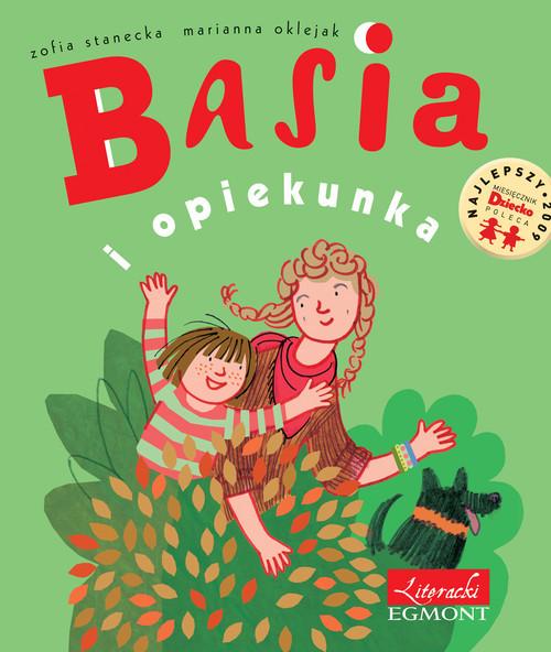 okładka Basia i opiekunka, Książka | Stanecka Zofia