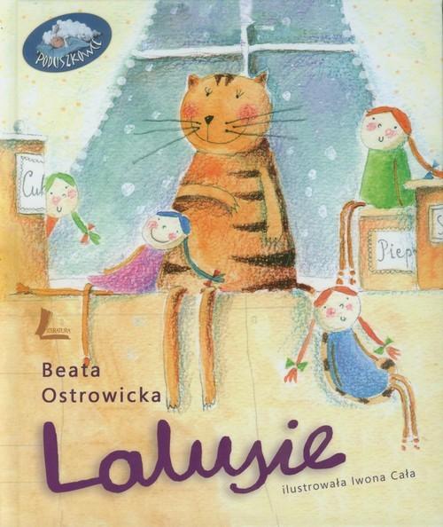 okładka Lalusie, Książka | Ostrowicka Beata