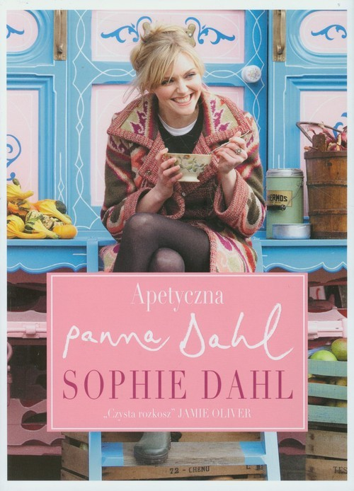 okładka Apetyczna panna Dahl, Książka   Dahl Sophie