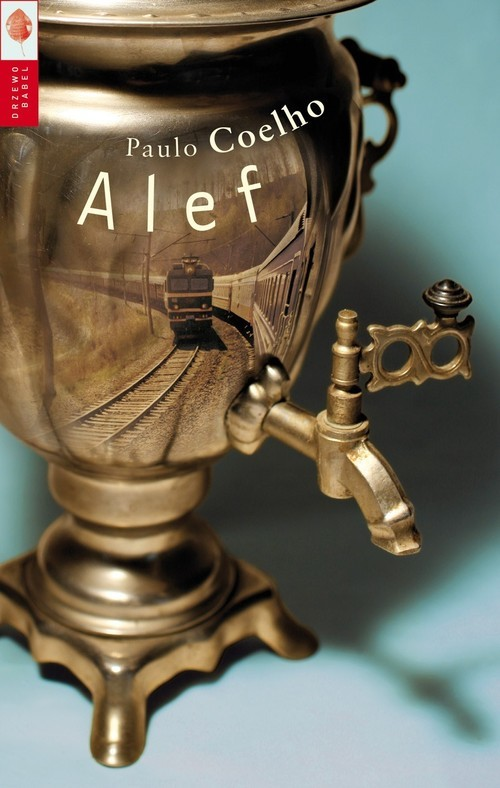 okładka Alef, Książka | Paulo Coelho