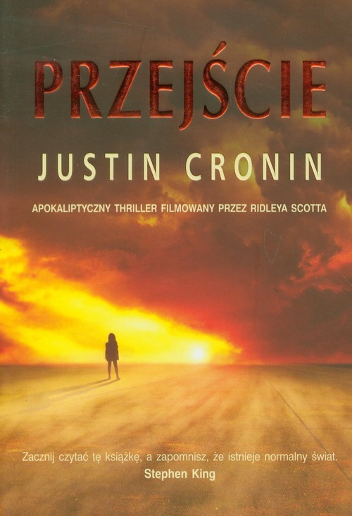 okładka Przejście, Książka | Cronin Justin