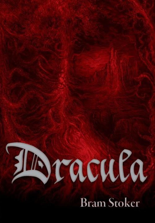 okładka Dracula, Książka   Bram Stoker