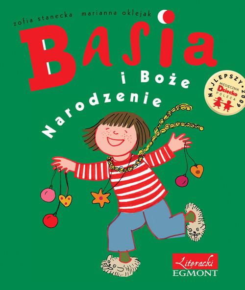 okładka Basia i Boże Narodzenie, Książka | Stanecka Zofia