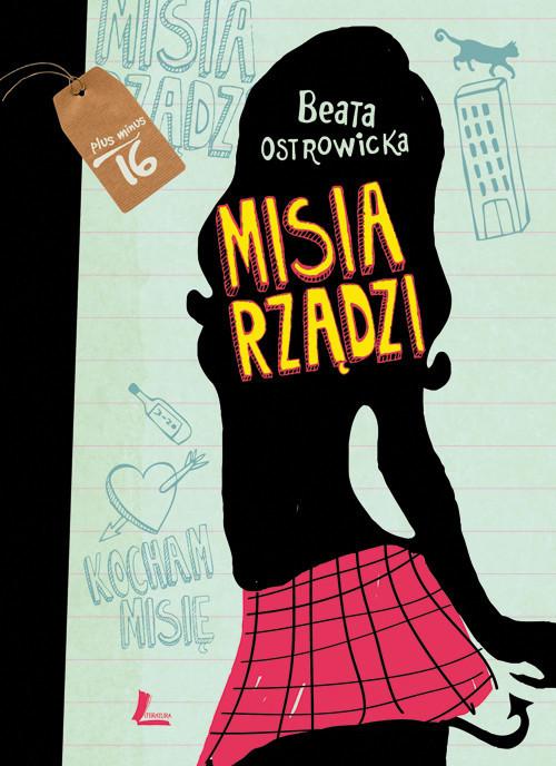 okładka Misia rządziksiążka |  | Beata Ostrowicka