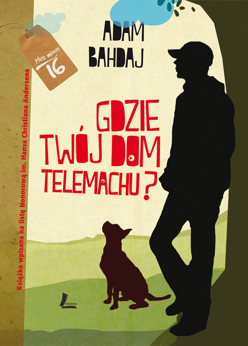 okładka Gdzie twój dom Telemachu, Książka | Bahdaj Adam