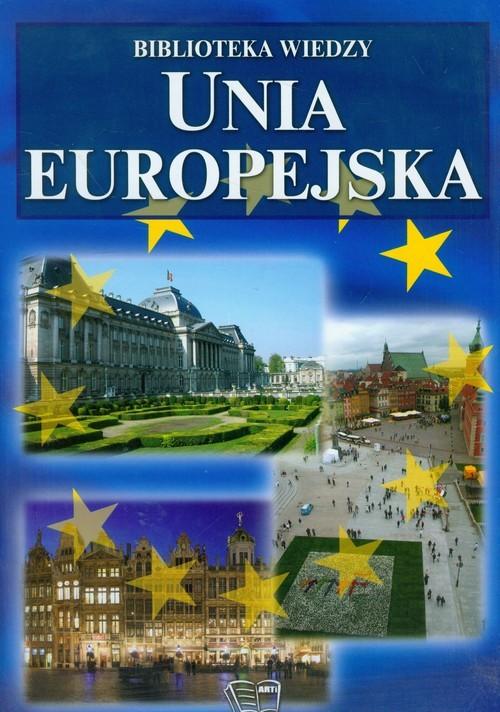 okładka Unia Europejska, Książka | Włodarczyk Joanna