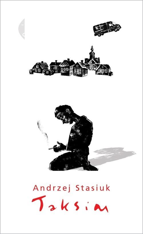 okładka Taksim, Książka | Stasiuk Andrzej