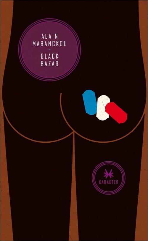 okładka Black Bazar, Książka | Mabanckou Alain