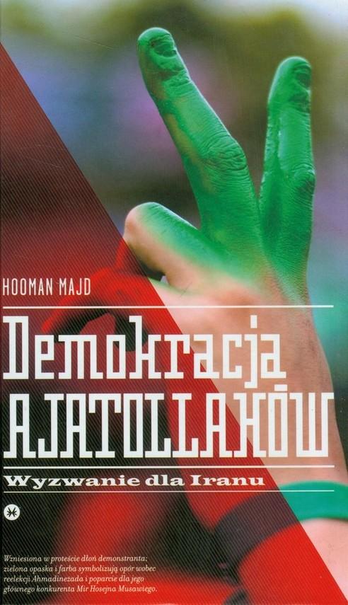 okładka Demokracja Ajatollahów, Książka | Majd Hooman