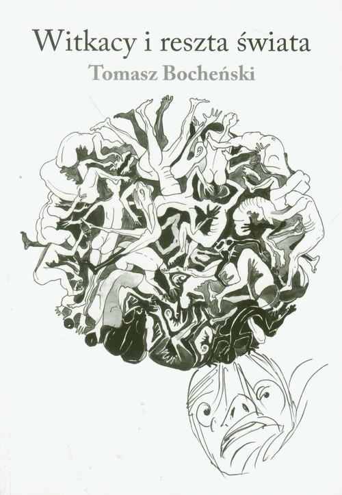 okładka Witkacy i reszta świata, Książka | Bocheński Tomasz