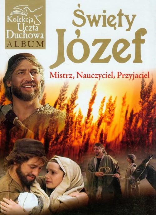okładka Święty Józef z płytą DVD, Książka | Mariusz Pohl, Marek  Balon