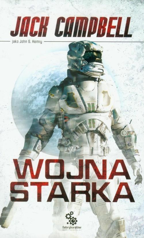 okładka Wojna Starka, Książka | Jack Campbell