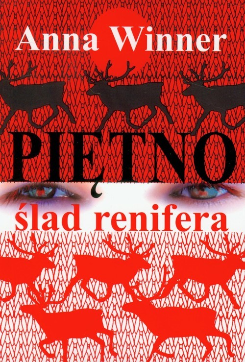 okładka Piętno Ślad renifera, Książka | Winner Anna