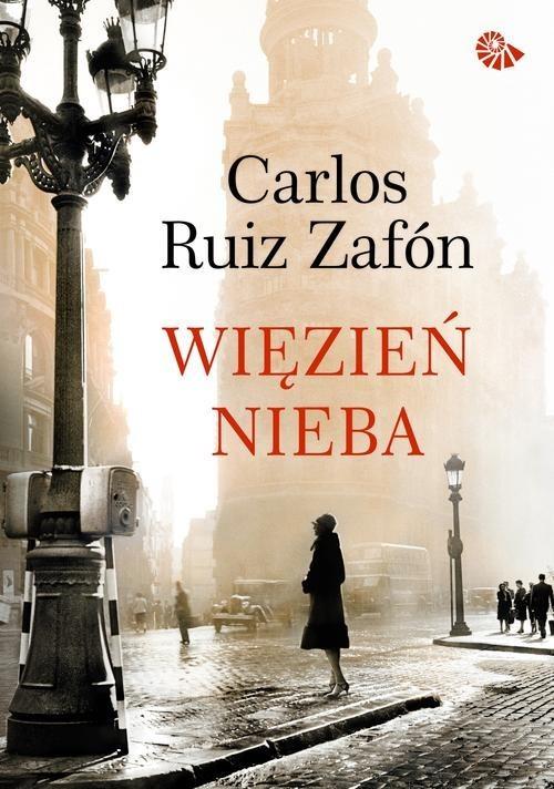 okładka Więzień Nieba, Książka | Carlos Ruiz Zafon