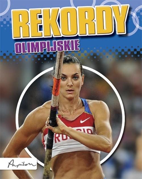 okładka Rekordy olimpijskie, Książka |