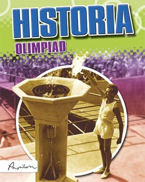 okładka Historia olimpiad, Książka |