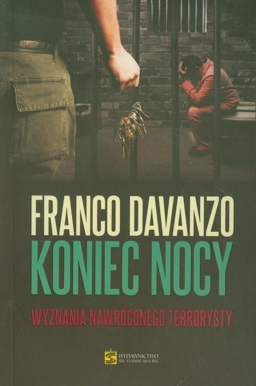 okładka Koniec nocy, Książka | Davanzo Franco
