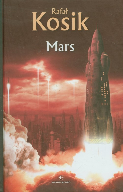 okładka Mars, Książka | Rafał Kosik