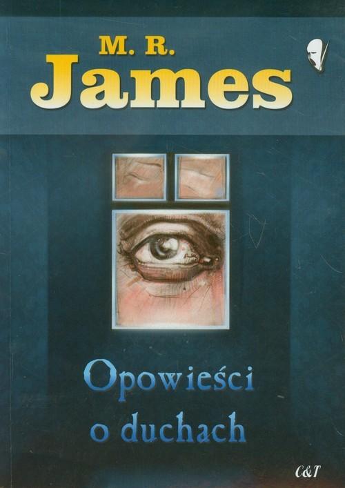okładka Opowieści o duchach, Książka | James M.R.