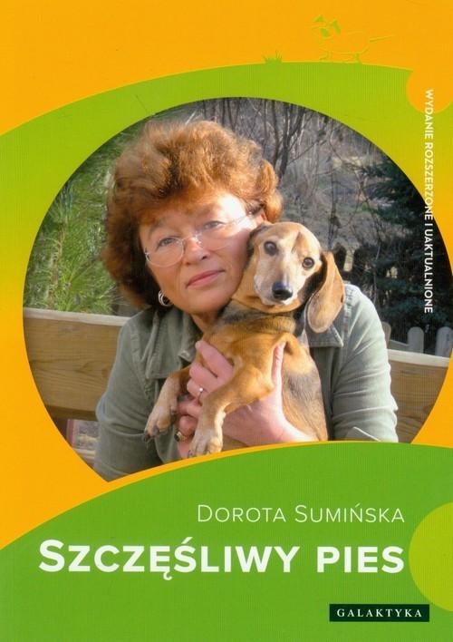 okładka Szczęśliwy pies, Książka   Sumińska Dorota