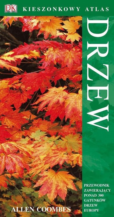 okładka Kieszonkowy atlas drzew, Książka | Coombes Allen