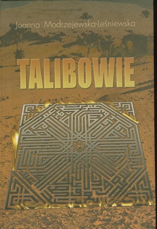 okładka Talibowie, Książka   Modrzejewska-Leśniewska Joanna