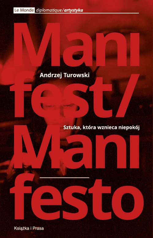 okładka Sztuka która wznieca niepokój, Książka | Andrzej Turowski