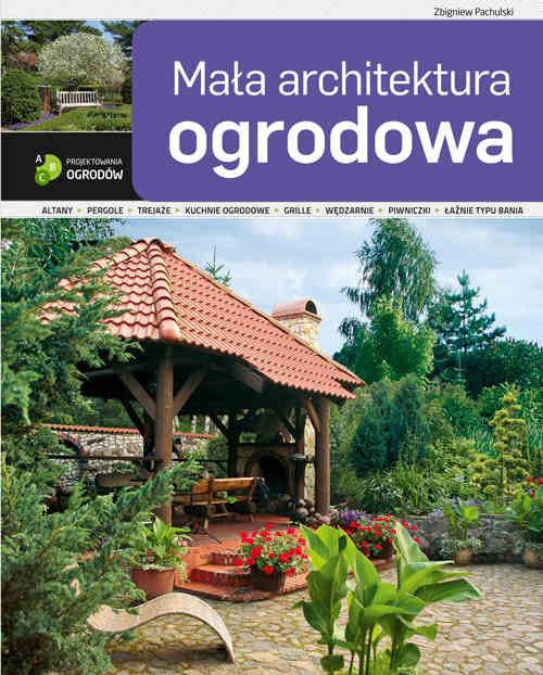 okładka Mała architektura, Książka | Pachulski Zbigniew