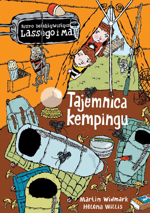 okładka Tajemnica kempinguksiążka |  | Widmark Martin