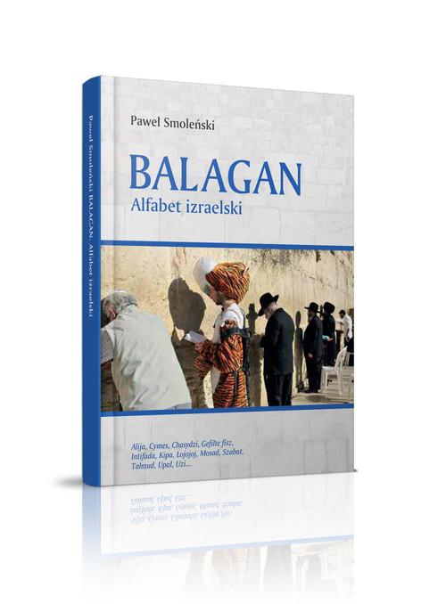 okładka Balagan Alfabet izraelski, Książka | Smoleński Paweł