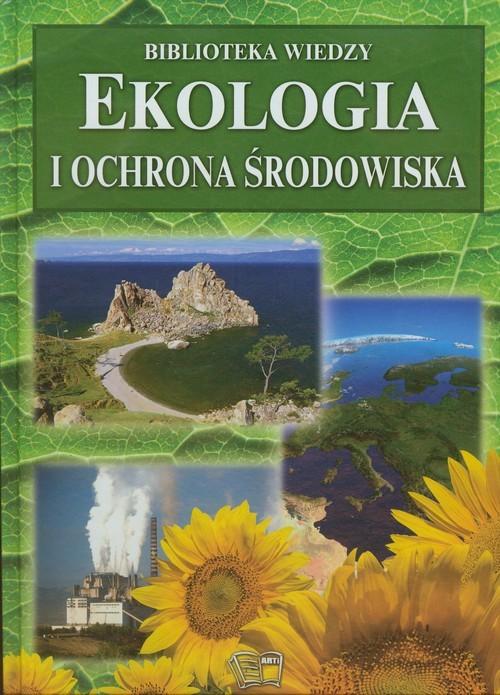 okładka Ekologia i ochrona środowiska, Książka | Włodarczyk Joanna