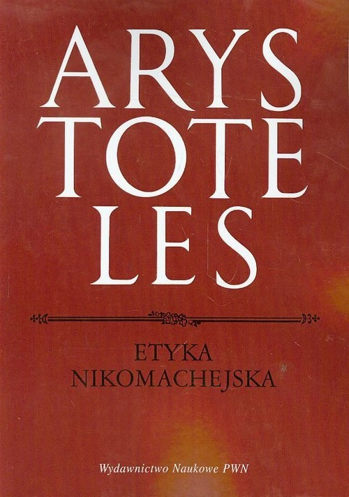 okładka Etyka Nikomachejska, Książka   Arystoteles