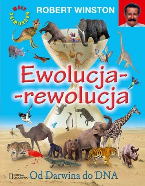 okładka Ewolucja-rewolucja Od Darwina do DNAksiążka |  | Winston Robert