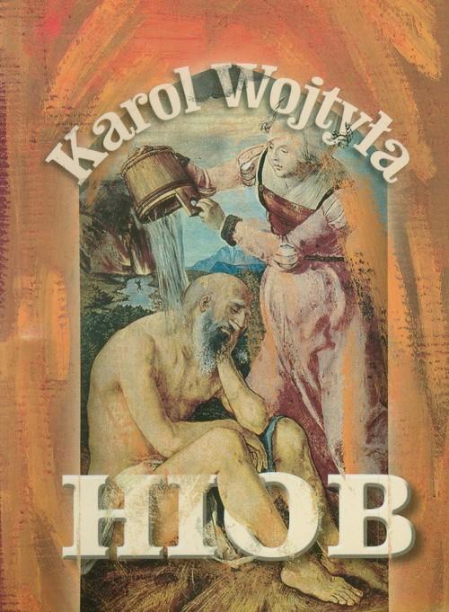 okładka Hiob Drama ze Starego Testamentu, Książka | Wojtyła Karol
