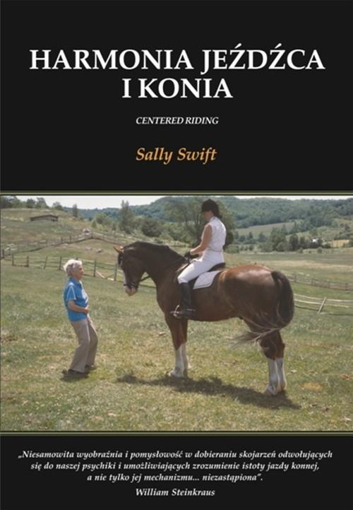 okładka Harmonia jeźdźca i koniaksiążka |  | Swift Sally