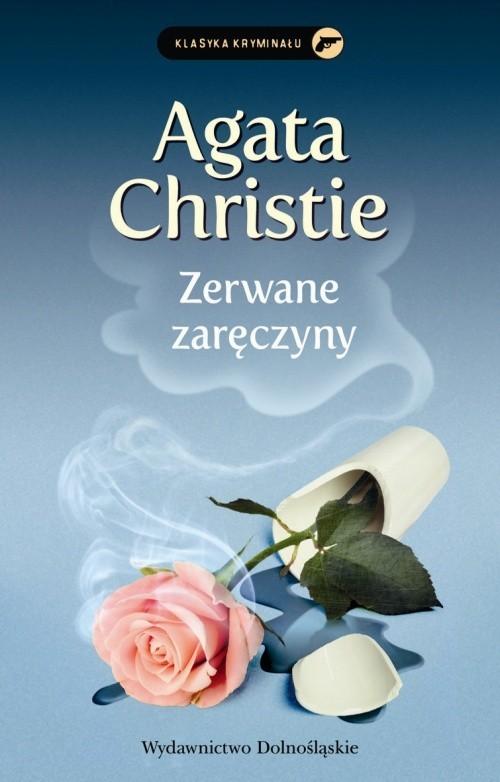 okładka Zerwane zaręczyny, Książka | Christie Agata