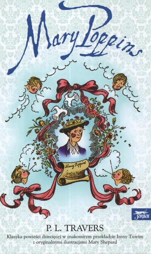 okładka Mary Poppins, Książka | Pamela L. Travers