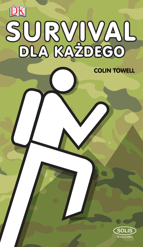okładka Survival dla każdego, Książka | Towell Colin