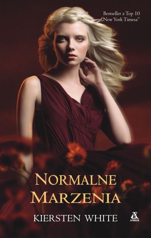okładka Normalne marzenia, Książka | White Kiersten